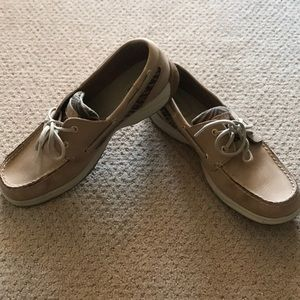 Sperry bluefish top-sider 2 hole boat loafers
